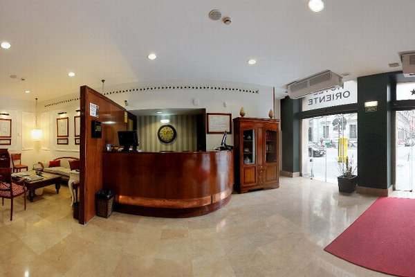 Hotel Oriente - фото 18