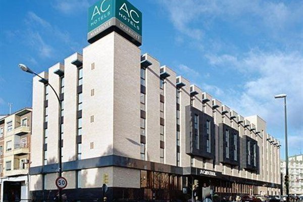 AC Hotel Zaragoza Los Enlaces, a Marriott Lifestyle Hotel - фото 22
