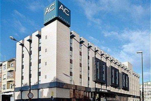AC Hotel Zaragoza Los Enlaces, a Marriott Lifestyle Hotel - фото 23