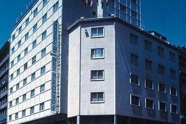 Hotel Alfonso - фото 22