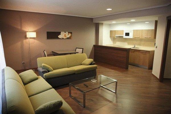 Apartamentos Turisticos Cesaraugusta - фото 14