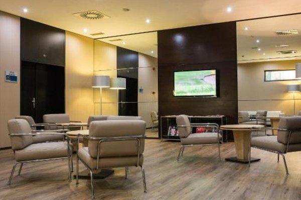 AC Hotel Zamora, a Marriott Lifestyle Hotel - фото 4