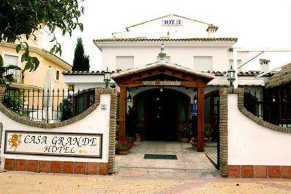 Hotel Casa Grande - фото 14
