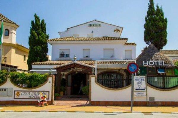Hotel Casa Grande - фото 15