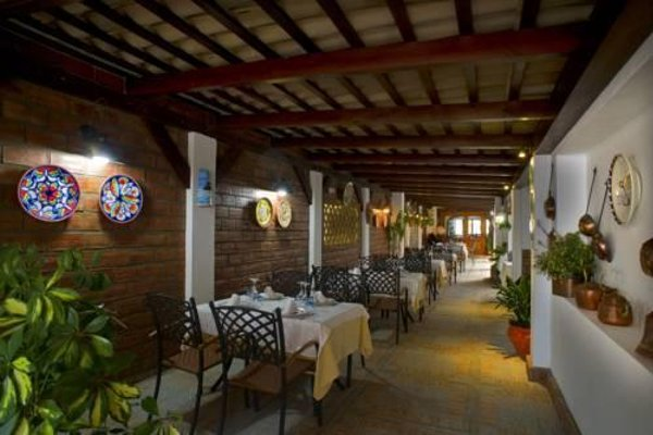 Hotel Almadrabeta - 14