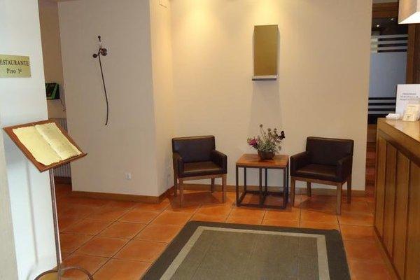 Hotel Monasterio de Leyre - фото 5