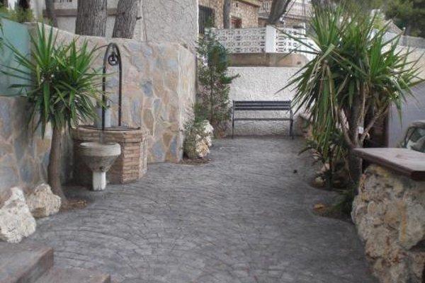 Casa Rural el Castillico - фото 18