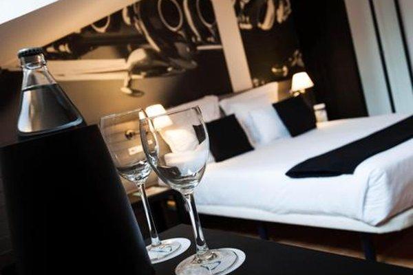 Abba Jazz Hotel Vitoria - фото 15