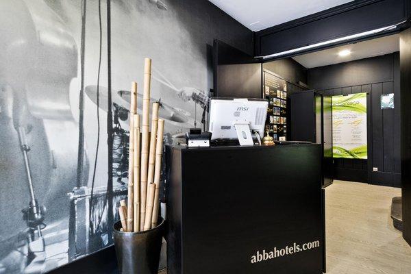 Abba Jazz Hotel Vitoria - фото 16