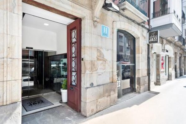 Abba Jazz Hotel Vitoria - фото 21