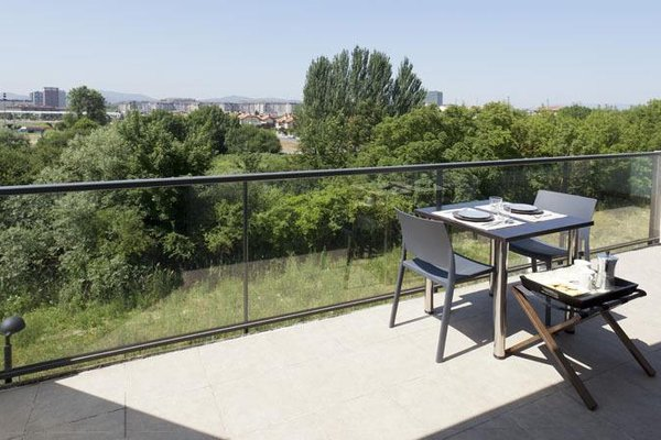 Aparthotel Jardines de Aristi - фото 15