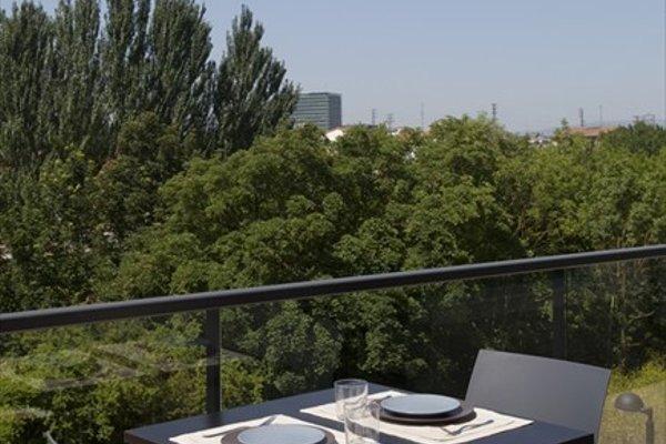 Aparthotel Jardines de Aristi - фото 18
