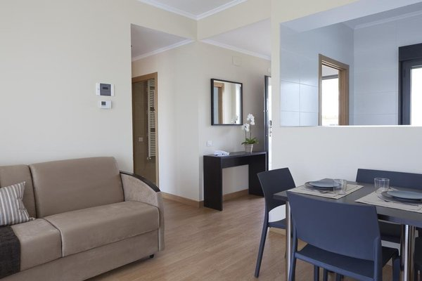 Aparthotel Jardines de Aristi - фото 7