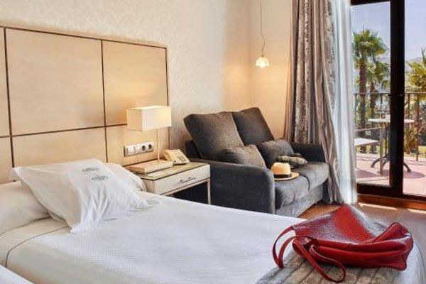 B Bou Hotel La vinuela & Spa - фото 50