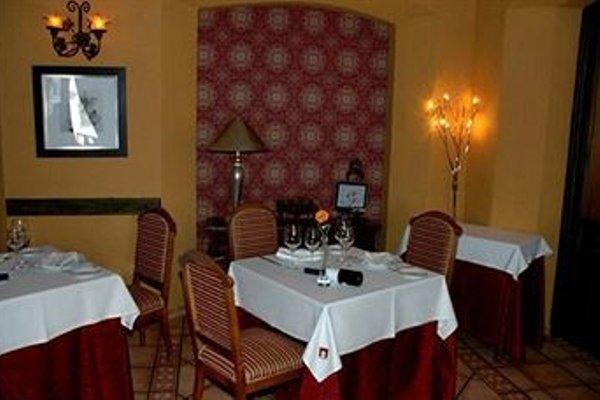 B Bou Hotel La vinuela & Spa - фото 13