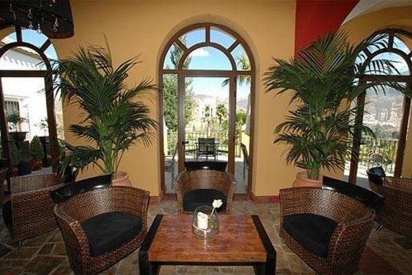 B Bou Hotel La vinuela & Spa - фото 17