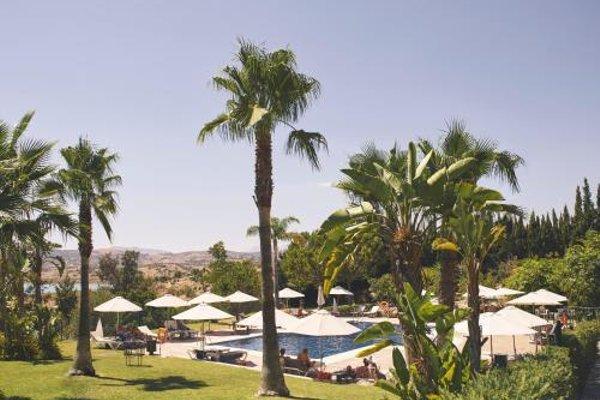 B Bou Hotel La vinuela & Spa - фото 22
