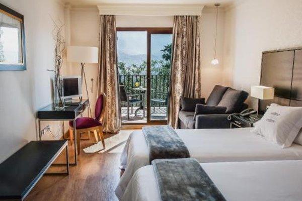 B Bou Hotel La vinuela & Spa - фото 5