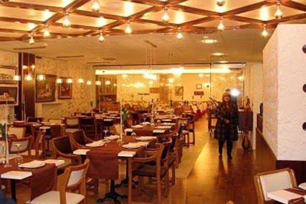 Hotel Restaurante Salvadora - фото 14