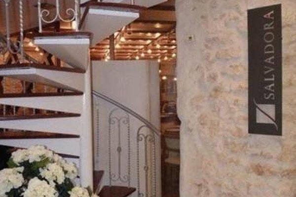 Hotel Restaurante Salvadora - фото 16
