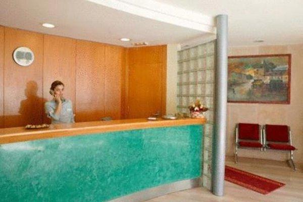 Hotel Restaurante Salvadora - фото 17