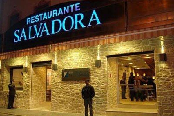 Hotel Restaurante Salvadora - фото 20