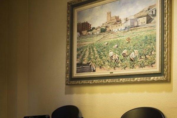 Hotel Restaurante Salvadora - фото 8
