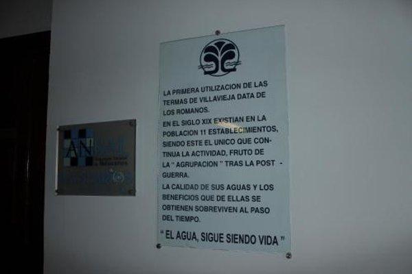 Balneario de Villavieja - фото 19