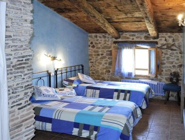 Хостел Hostal-Restaurante Rural Torre Montesanto