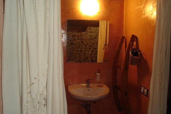 Hostal-Restaurante Rural Torre Montesanto - фото 14