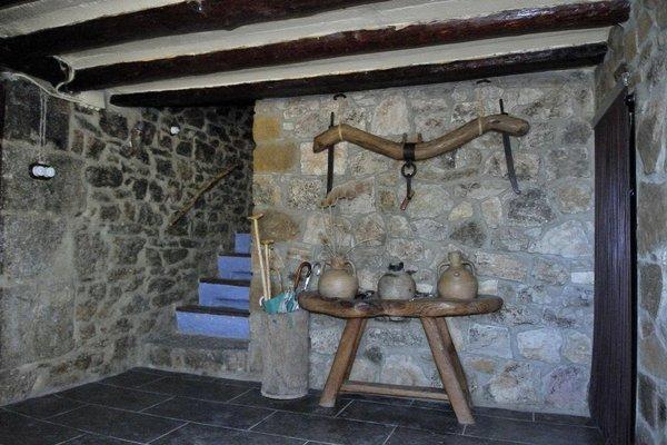 Hostal-Restaurante Rural Torre Montesanto - фото 17