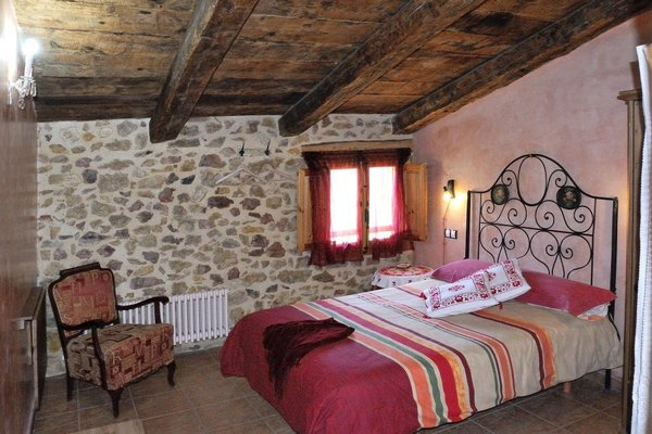 Hostal-Restaurante Rural Torre Montesanto - фото 9