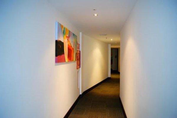 Hotel Sercotel Plana Parc - фото 15