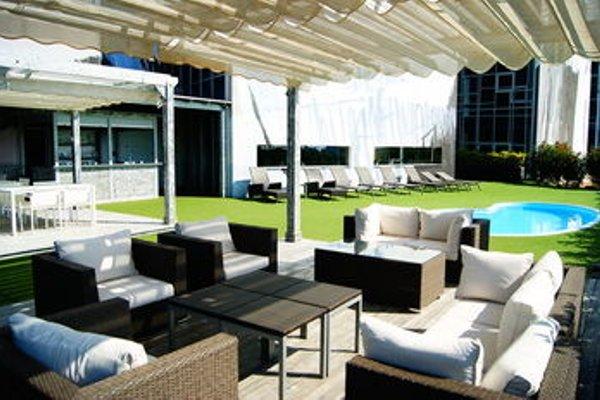 Hotel Sercotel Plana Parc - фото 4