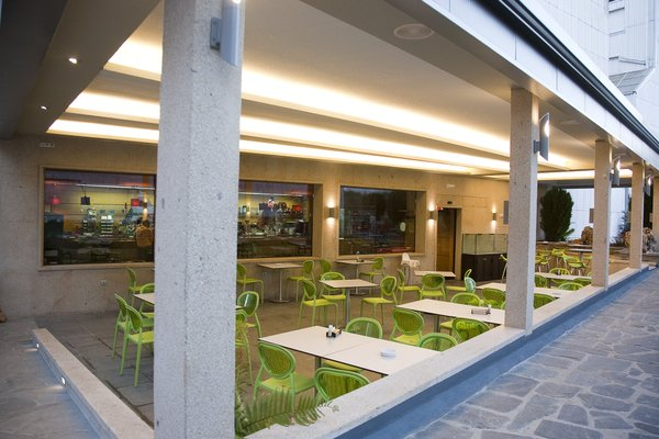 Hostal Restaurante Terra Cha - фото 16