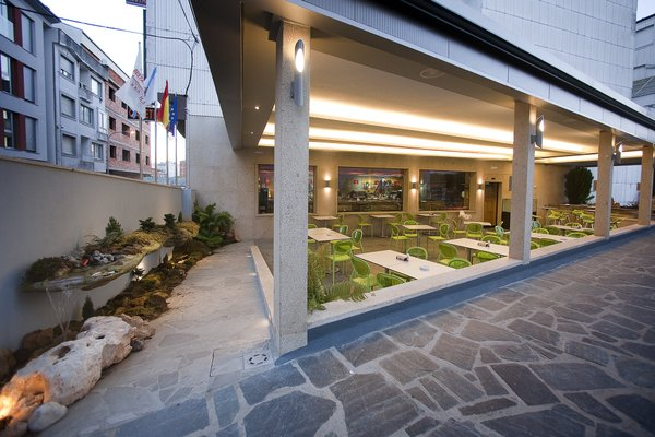 Hostal Restaurante Terra Cha - фото 23