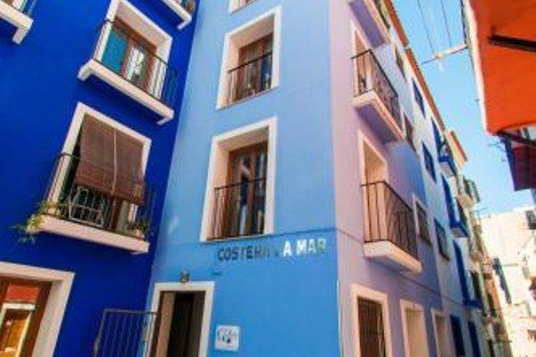 Apartamentos Turisticos Costera La Mar - фото 20