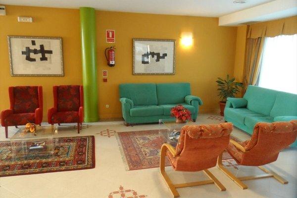 Hotel Rey Arturo - фото 11