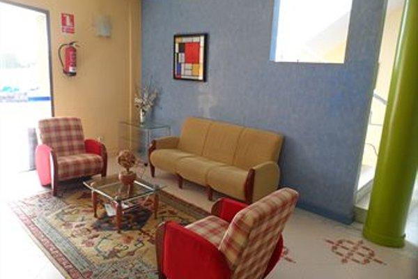 Hotel Rey Arturo - фото 9