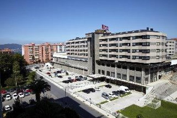 Hotel Coia de Vigo - фото 50