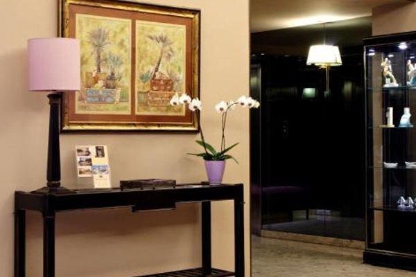 Hotel Coia de Vigo - фото 10