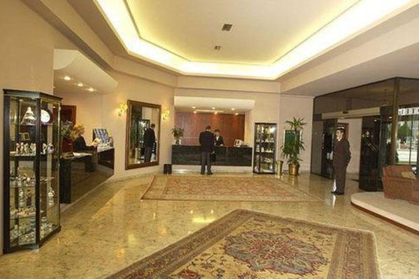 Hotel Coia de Vigo - фото 14