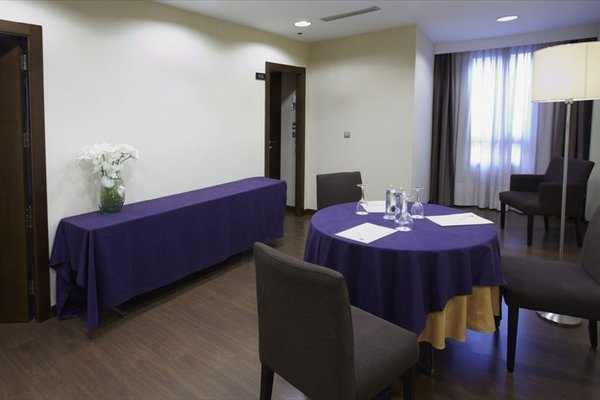Hotel Coia de Vigo - фото 16