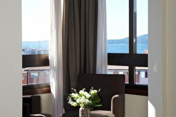 Hotel Coia de Vigo - фото 17