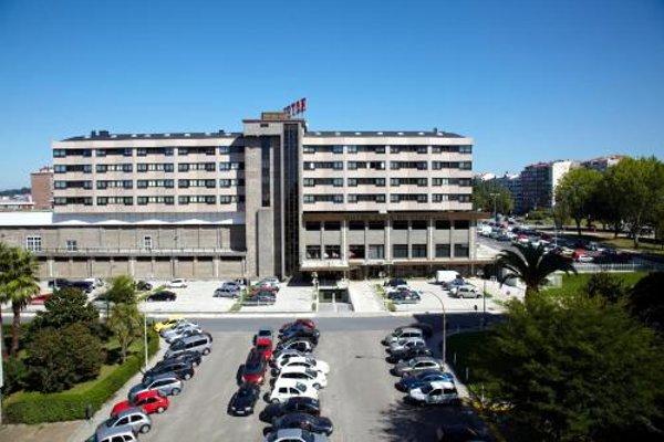 Hotel Coia de Vigo - фото 21