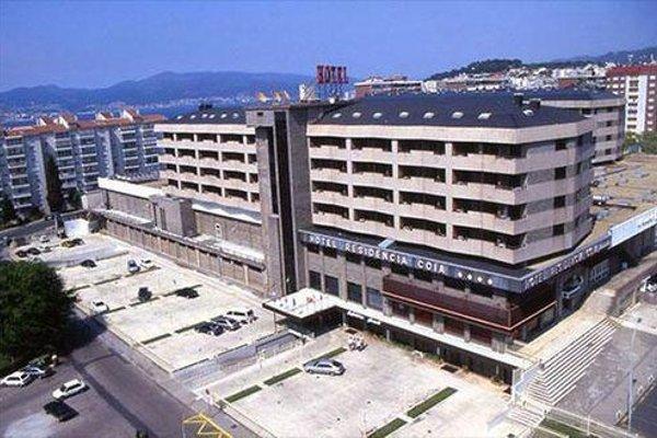 Hotel Coia de Vigo - фото 22