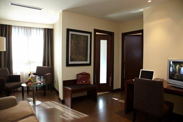 Hotel Coia de Vigo - фото 4