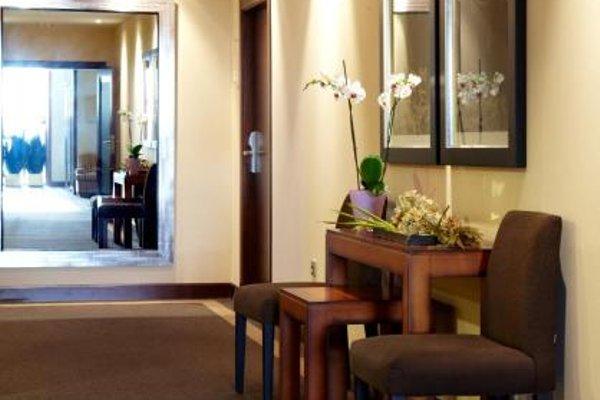Hotel Coia de Vigo - фото 5