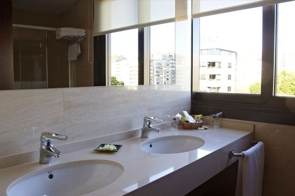 Hotel Coia de Vigo - фото 7