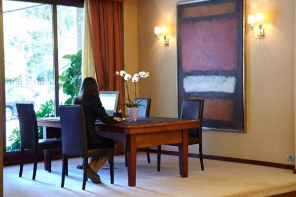 Hotel Coia de Vigo - фото 9